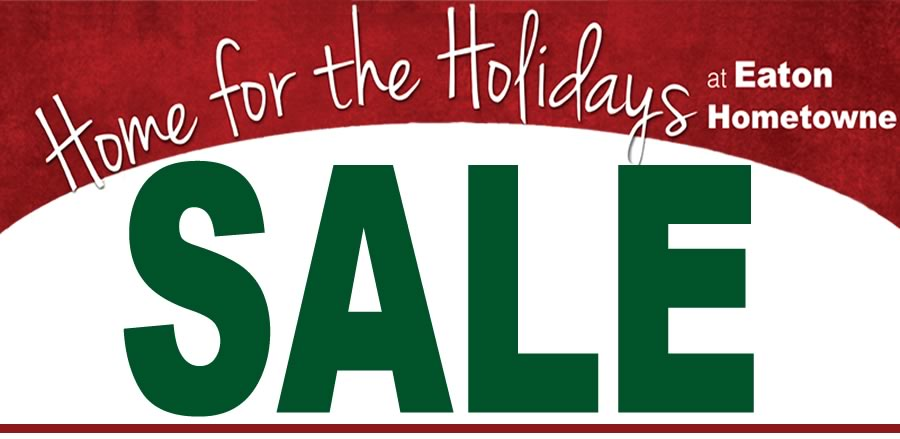 Home for the Holidays Sale Banner
