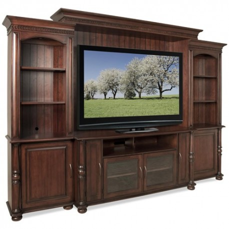 Dunmore Home Entertainment Wall