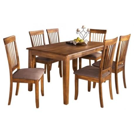 Berringer Rectangular Table Dining Set