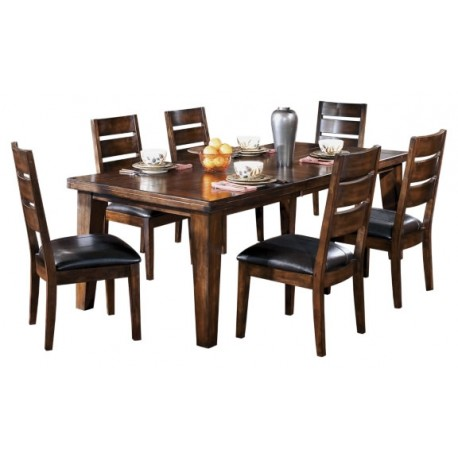 Larchmont Rectangular Table Dining Set