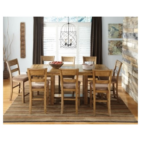 Krinden Counter Height 9pc. Dining Set