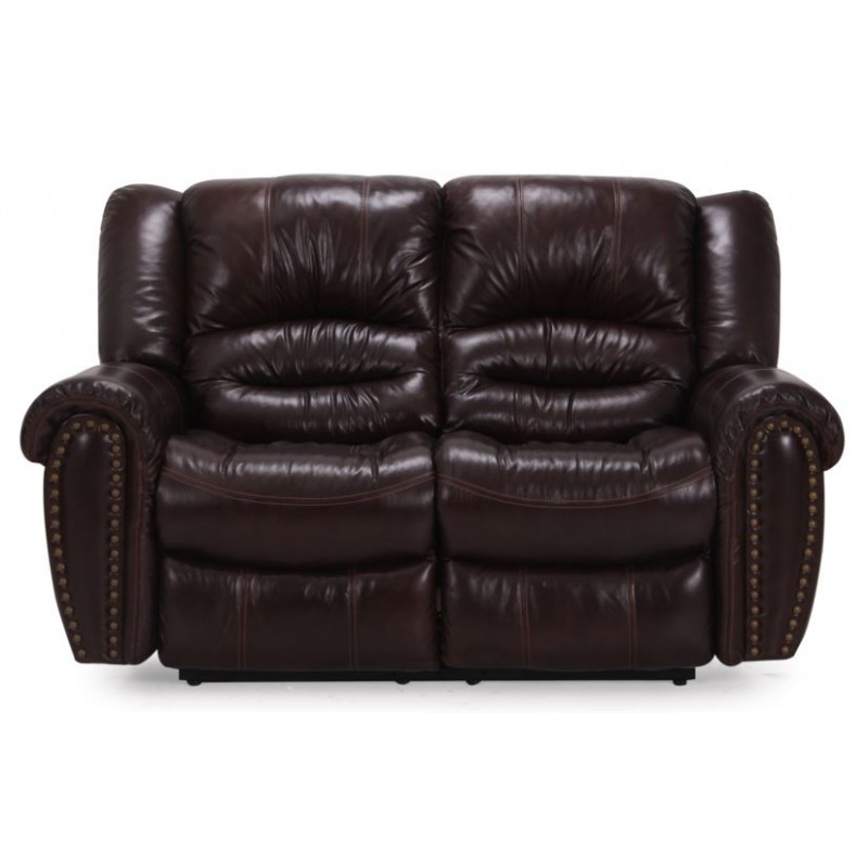 Cheers 8295 Leather Reclining Sofa Collection Eaton