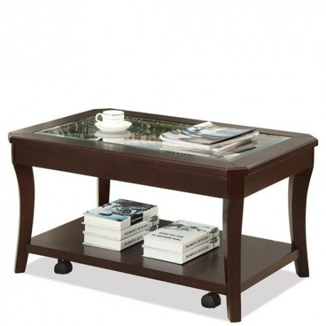 Bancroft Caster Coffee Table