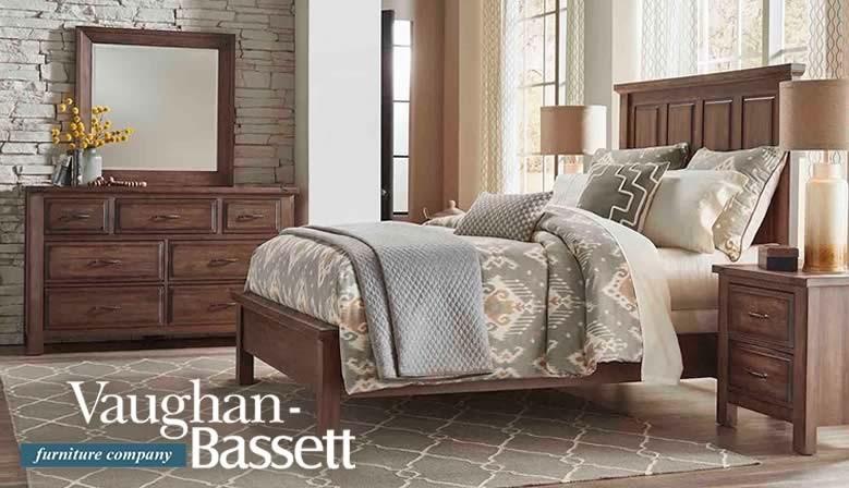 Shop Eaton Hometowne Furniture for Beautiful Bedroom furniture.