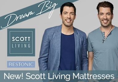 Scott Living FREE Boxspring Sale